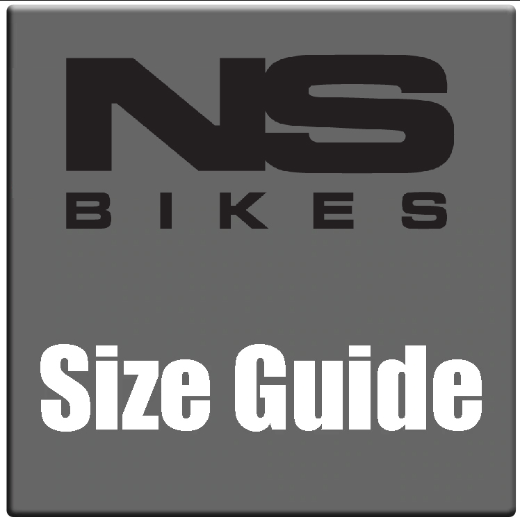 NS bike sizing chart and bike size guide 2021