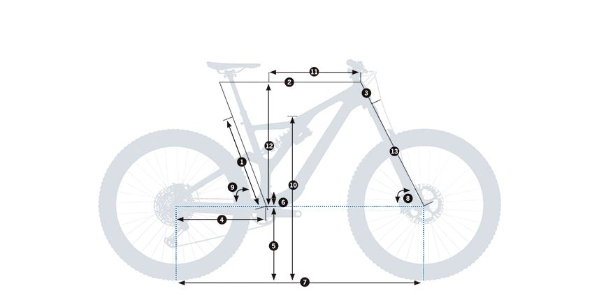 Orbea Rallon Geometry Chart