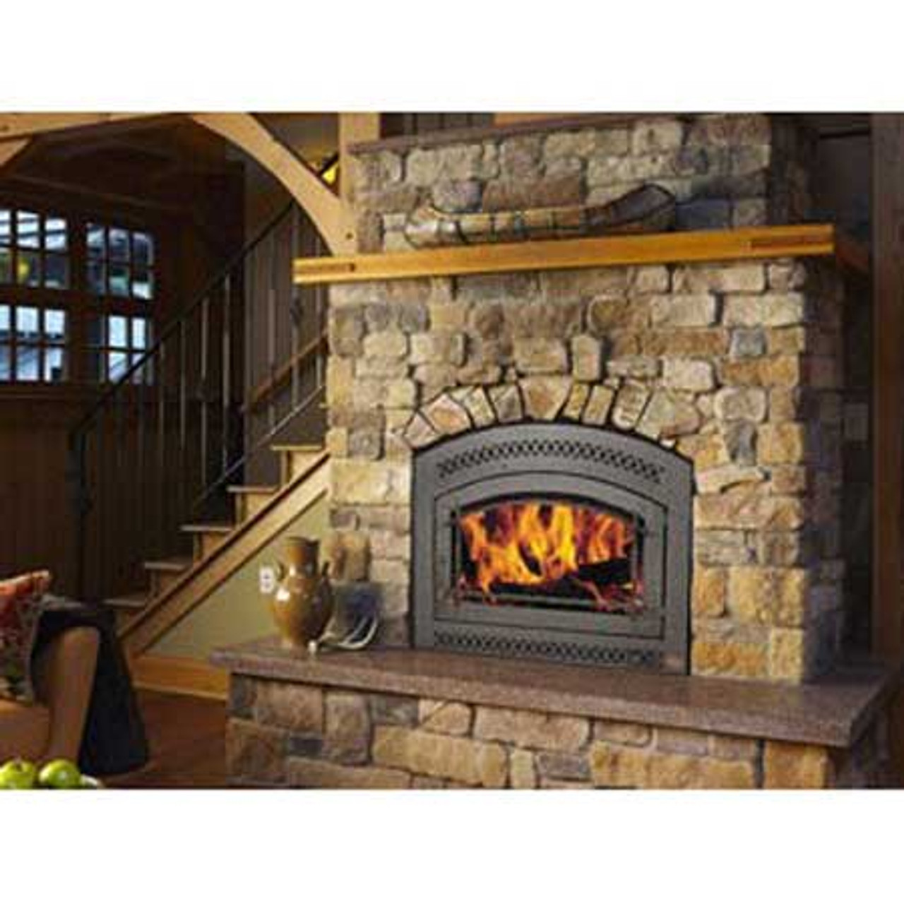 Fireplacextrordinair 36 Elite Wood Burning Fireplace 98500104