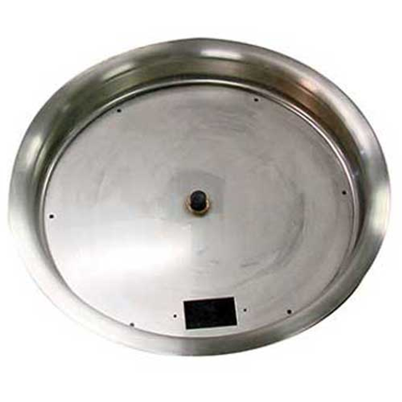 Hpc 31 Inch High Capacity Stainless Steel Firepit Bowl Pan 570 31hc Amsfireplace Com Outdoor Fire Patio Outdoor Firepits Build Your Own Fire Pit Outdoor Gas Burner Parts Outdoor Fire