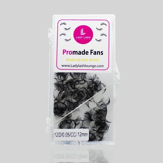 10D Promade Fan Volume Lashes (500 fans)