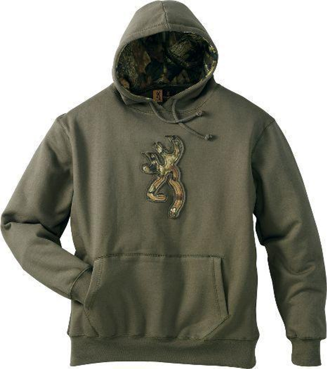 Browning Youth Buckmark Hoodie Small Coral