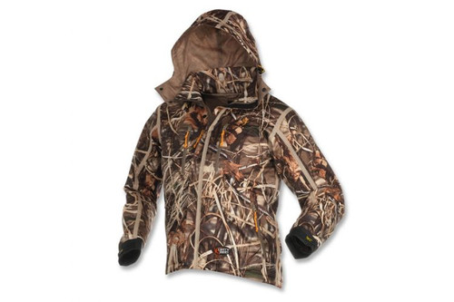 Browning Dirty Bird Vari-Tech Jacket Duck Hunting Realtree Max4 Waterproof