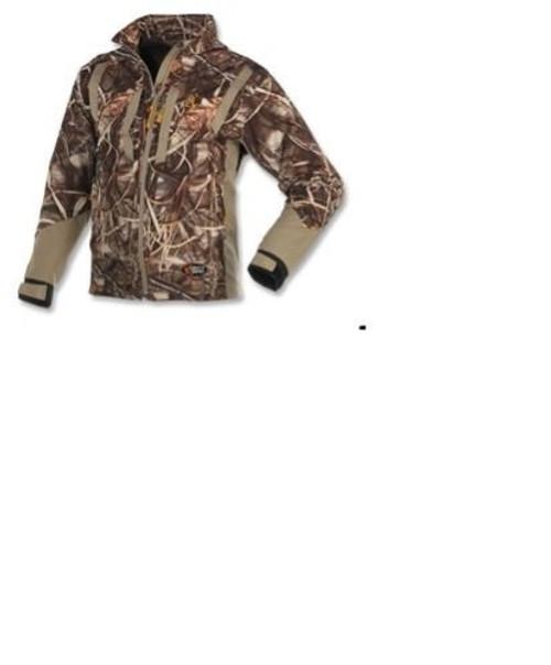 Browning Dirty Bird WindKill Jacket Duck Hunting Realtree Max-4 Camo