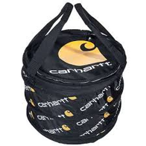 CARHARTT FOLDING BAG COOLER WITH BOTTLE OPENER