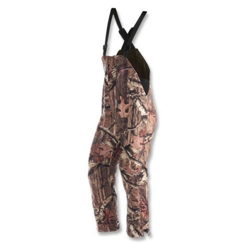 Browning XPO For Her Big Game Bib Realtree Camo Waterproof Windproof Breathable