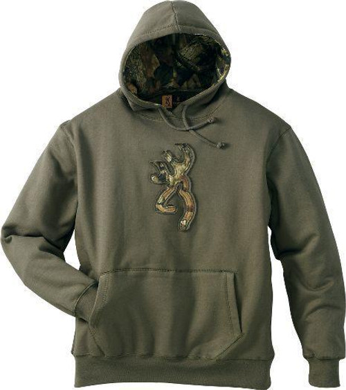 BROWNING BUCKMARK HOODIE SWEATSHIRT YOUTH BRI8350-024