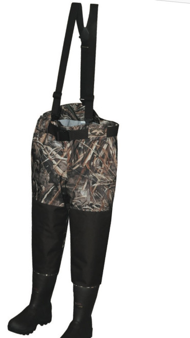 DUCK COMMANDER FLY ZONE WAIST WADER MAX-5 DC43301MX5