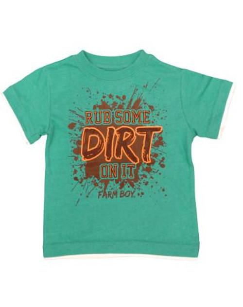 Farm Boy® Infant/Toddler Farm Boy Rub Some Dirt Tee