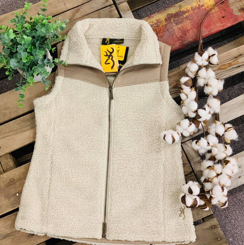 Browning Pelican Snowberry Vest