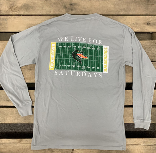 UAB Touchdown Long Sleeve Tee by We Live for Saturdays