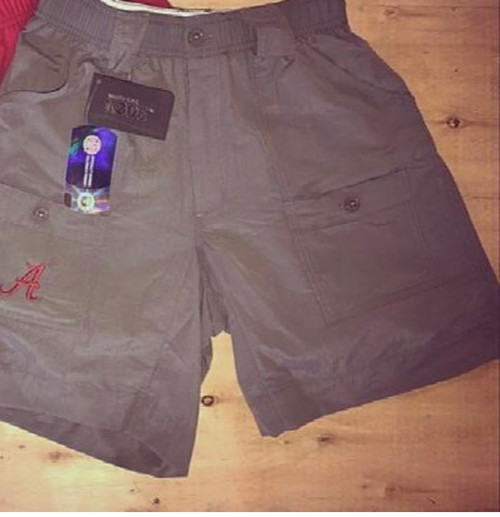 Alabama Fishing Shorts