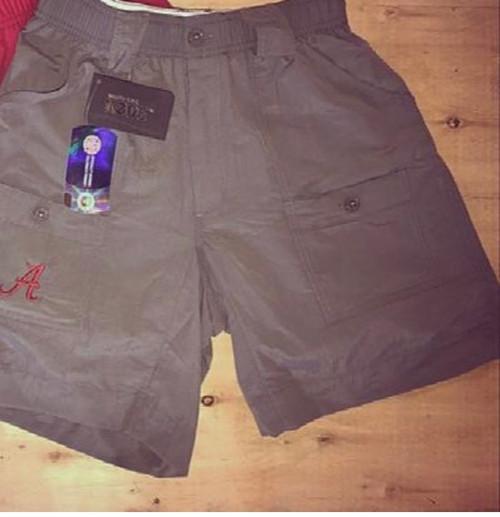 Alabama Fishing Shorts
