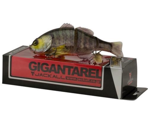 "Jackall Gigantarel 8"" Floating 5.4oz Jointed Swimbaits"