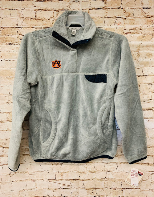 Pressbox Auburn Fleece Pullover