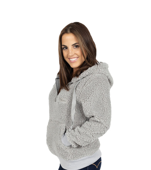 Simply Southern Sherpa Hoodie