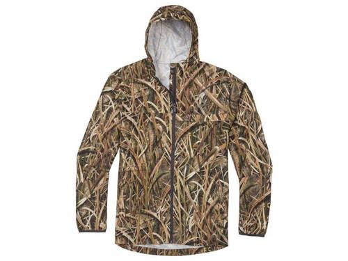 Browning CFS Rain Jacket Mossy Oak Shadow Grass Blades Camo