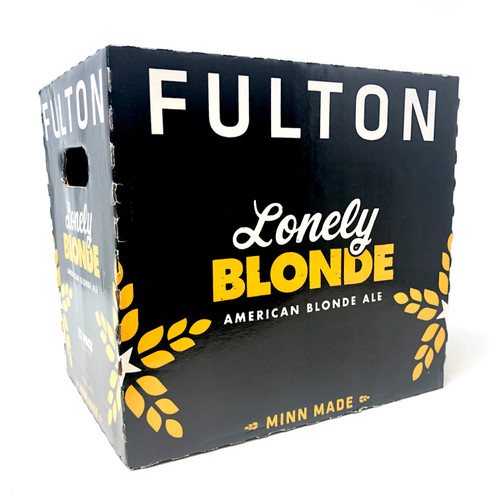 FULTON BLONDE 12pk 12oz. Bottles