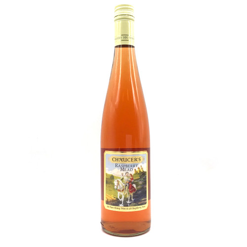 CHAUCER'S RASPBERRY MEAD 750ml