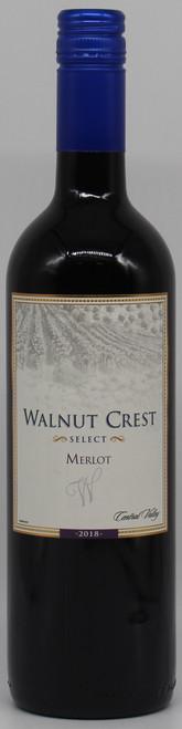 WALNUT CREST MERLOT 750ml
