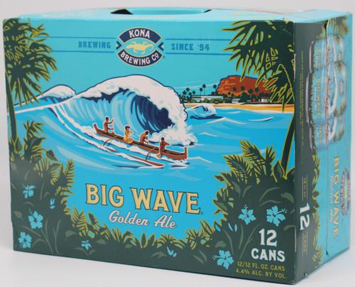 KONA BIG WAVE 12pk 12oz. Cans