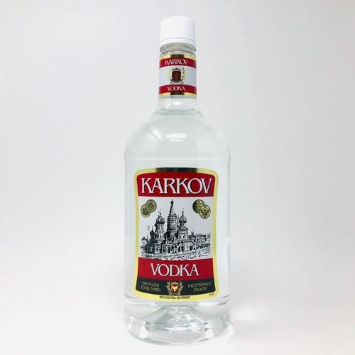 KARKOV VODKA 1.75L