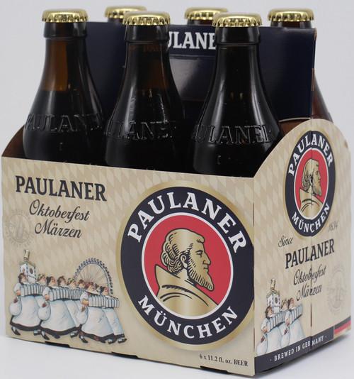 PAULANER OKTOBERFEST 6pk 12oz. Bottles