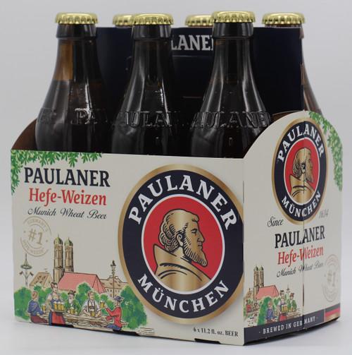 PAULANER HEFE-WEIZEN 6pk 12oz. Bottles