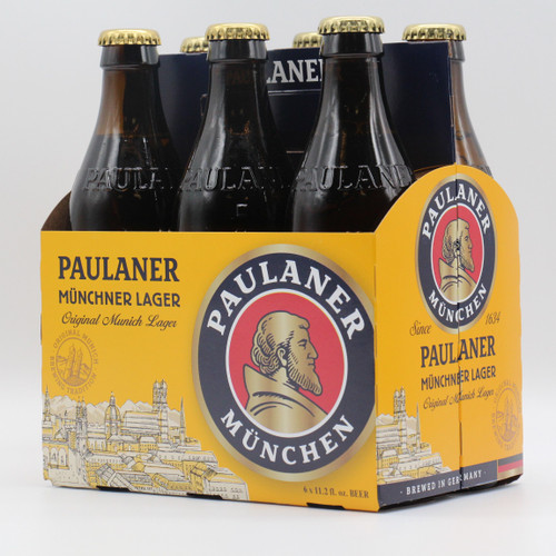 PAULANER #1 ORIGINAL 6pk 12oz. Bottles
