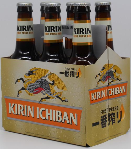 KIRIN ICHIBAN 6pk 12oz. Bottles