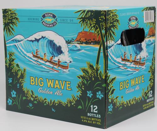KONA BIG WAVE 12pk 12oz. Bottles