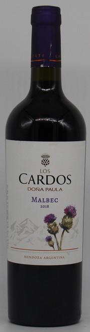DONA PAULA LOS CARDOS MALBEC 750 750ml