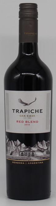 TRAPICHE OAK CASK RED BLEND 750ml
