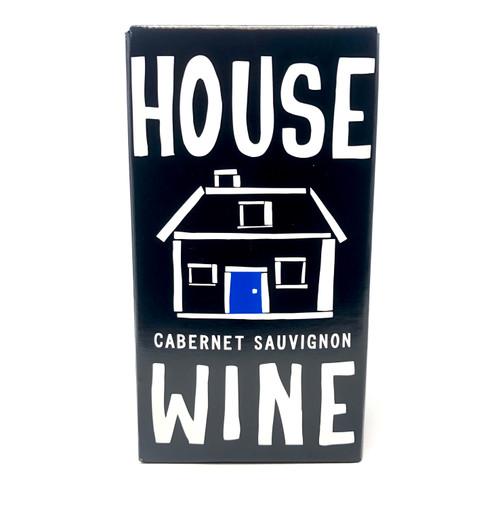 HOUSE WINE CABERNET SAUVINON 3L