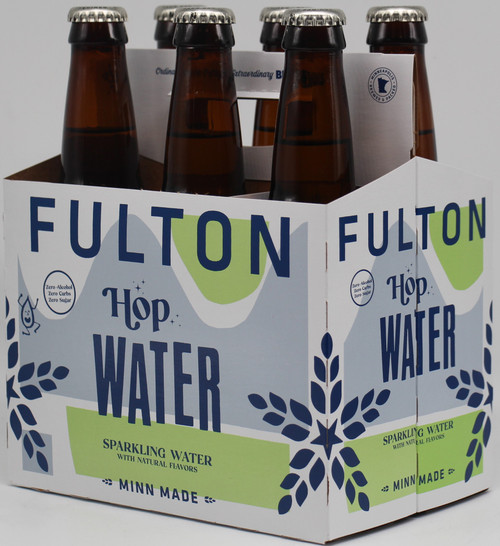 FULTON HOP WATER N0612 6pk 12oz. Bottles