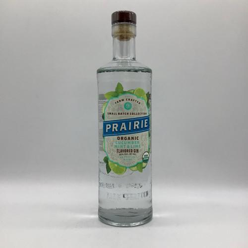 PRAIRIE CUCUMBER, MINT & LIME GIN 750ml