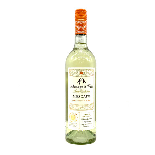 MENAGE SWEET COLLECTION MOSCATO 750ml