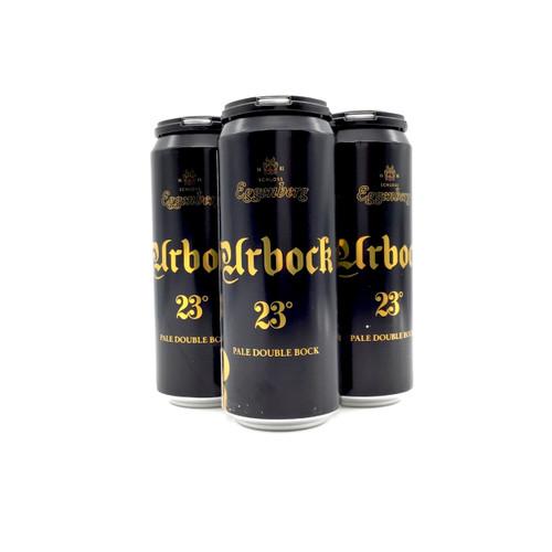 EGGENBERG URBOCK 23 PALE DOUBLE BOCK 4pk 12oz. Bottles