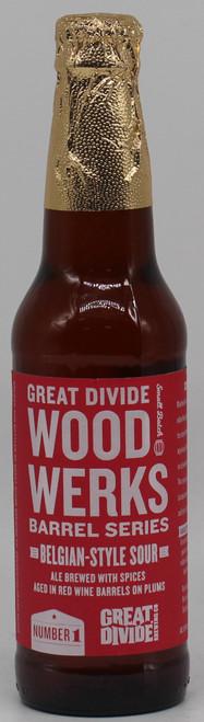 GREAT DIVIDE WOOD WORKS #1