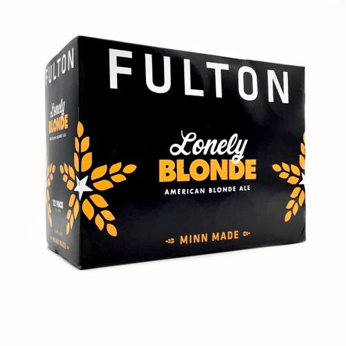 FULTON BLONDE 12pk 12oz. Cans