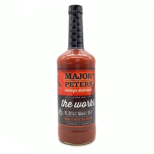 MAJOR PETERS WORKS BLOODY MARY 1L