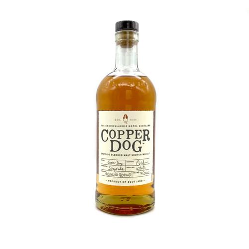 COPPER DOG BLENDED SPEYSIDE SCOTCH 750ml