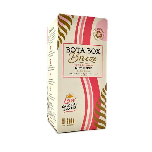 BOTA BOX BREEZE DRY ROSE LOW CALORIE & CARB 3L
