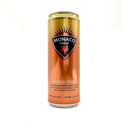 MONACO MANGO PEACH 355ml