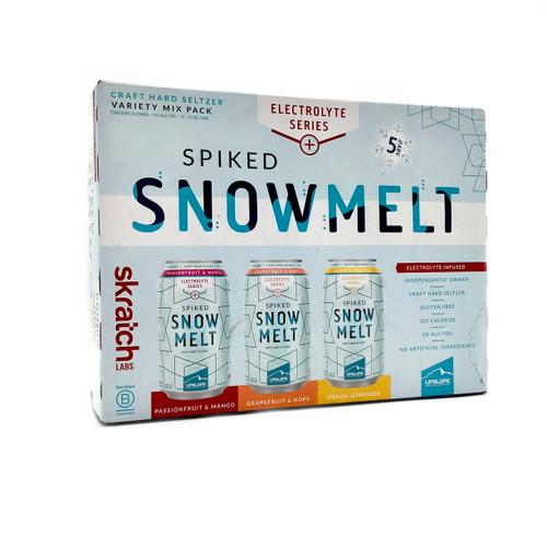 UPSLOPE SPIKED SNOWMELT ELECTROLYTE VARIETY 12pk 12oz. Cans