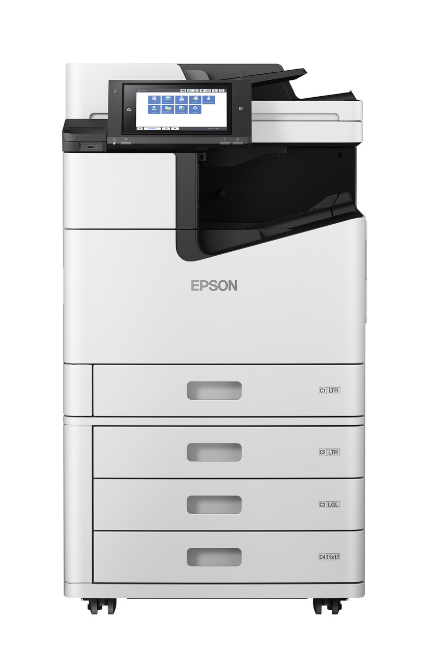 Kendte Epson WORKFORCE ENTERPRISE WF-C17590 PRINTER 75ppm copier NI-23