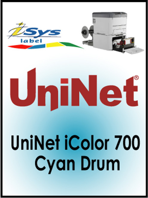 UniNet iColor 700 Cyan Drum