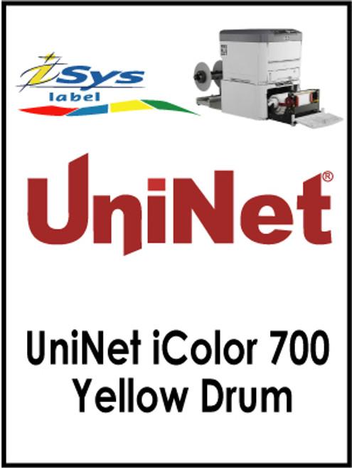 UniNet iColor 700 Yellow Drum