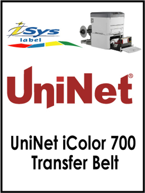 niNet iColor 700 Transfer Belt
