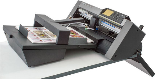 Gemini digital sheet label cutter